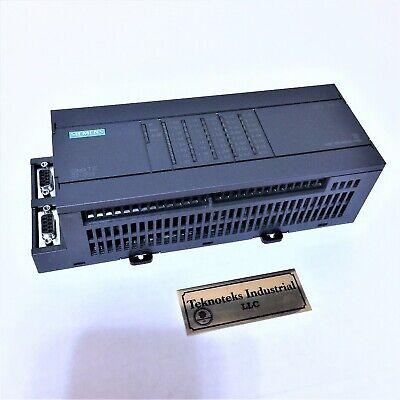 Siemens Simatic S7-200  6es7 216-2bd00-0xb0 Cpu 216-2 Processor Module