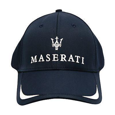 Maserati Logo Cap
