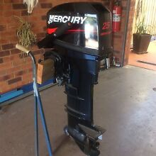 Mercury 25hp NEED GONE Seabrook Hobsons Bay Area Preview