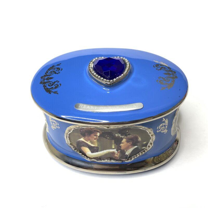 Titanic Porcelain Music Box Ardleigh Elliot Plays Southampton New W/ COA 1999
