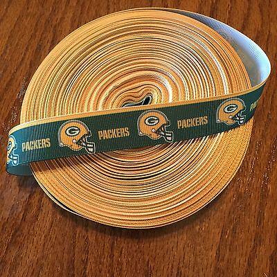 Green Bay Packers Ribbon (7/8