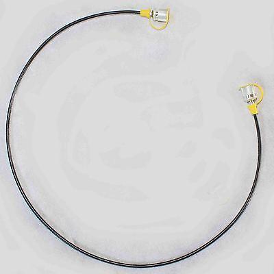Hydraulic pressure Test hose 1.5FT/0.5m (M16-M16), test point,test coupling 0.5 Hose Coupling