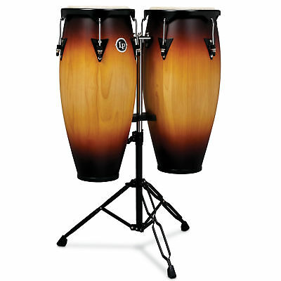 Latin Percussion Double Conga - Latin Percussion LP City Series 10