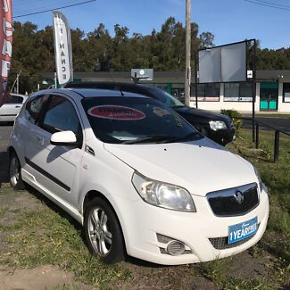 2010 Holden Barina Low Ks 12 month warranty plus roadside assist Long Jetty Wyong Area Preview