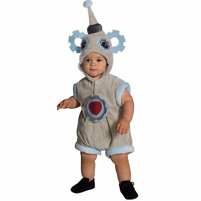 Infant Baby Toddler Cute Retro Robot Halloween Costume Jumpsuit One Piece Boys