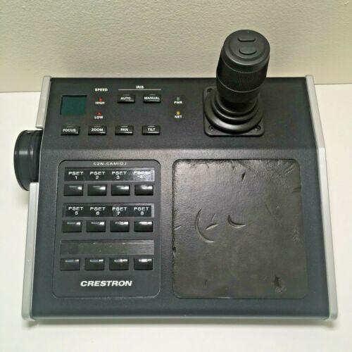 Crestron C2N-CAMIDJ Digital Joystick Pan Tilt Zoom Camera Controller