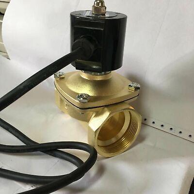Electric Solenoid Valve Ac 220v G2direct Water 25w Air Normally Kerosene