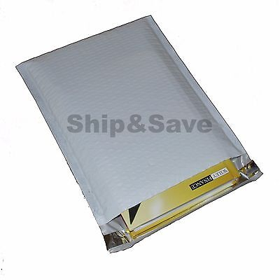 5 200 Poly Bubble Mailers 10.5 X 16 Padded Shipping Envelopes Bags 100 Best