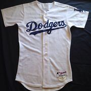 Dodgers Game Used Jersey