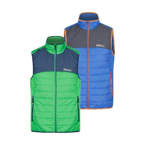 Regatta Men's Halton II Freezeway Padded Vest Bodywarmer Gilet Jacket RRP £70