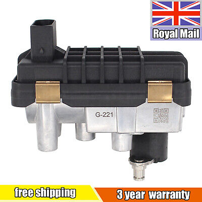 G-221 Turbo Electronic Actuator for Ford Mondeo Jaguar X-Type 2.0 2.2TDCi 130HP