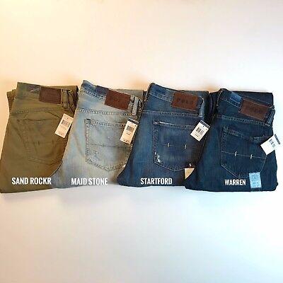 NWT Polo Ralph Lauren Men's Classic 867 Cotton Denim Classic Fit Jeans Pants - Cotton Denim Pants