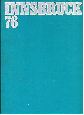 INNSBRUCK 76 OLIMPIADI SPORT 1976