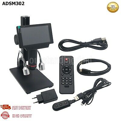 Andonstar ADSM302 HDMI Microscope 5 Inch Screen Digital Microscope os12