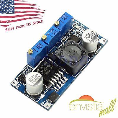 Lm2596 Led Driver Cccv 3a Step-down Adjustable Dc-dc Power Regulator Module