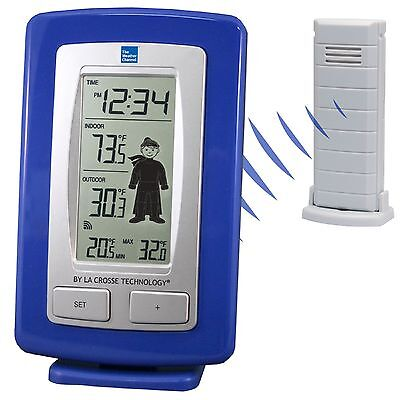 Ws 9662Twc It La Crosse Technology Weather Station Oscar Tx40u It   Refurbished