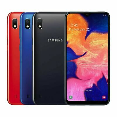 "Samsung Galaxy A10 A105G/DS 6.2"" 32GB+2GB (FACTORY UNLOCKED) - International"