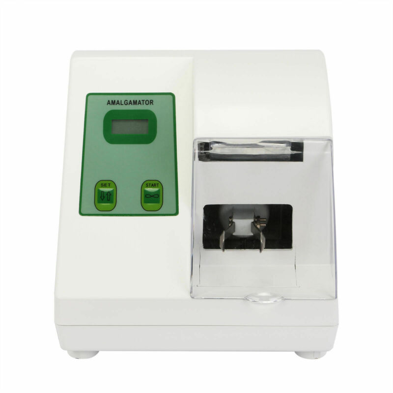 40W Dental Amalgamator Amalgam Capsule Mixer Lab HL-AH Blender Mixer G5 110V