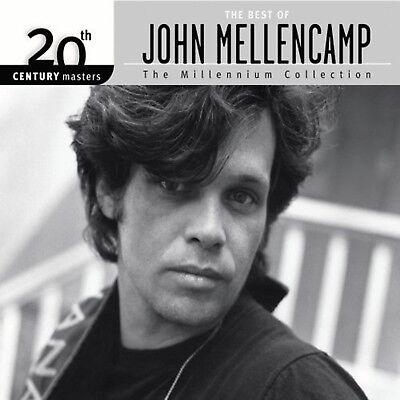 JOHN MELLENCAMP - 20th Century Masters: The Best of John Mellencamp - NEW