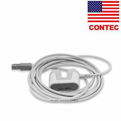 Us Stock Respiratory Gas Co2 Monitor Module Mainstream Etco2 For Patient Monitor