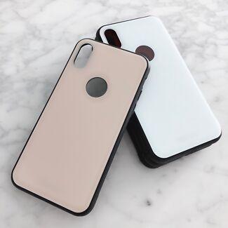 iPhone 7 / 7 Plus / 8 / 8 Plus / X Glass Back Case