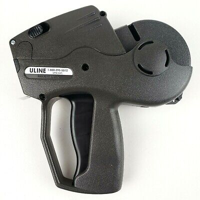 Uline Avery Dimension Monarch 1131 Price Label Gun Lettersnumbers