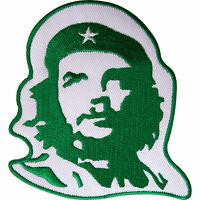 Che Guevara Patch Embroidered Badge Iron Sew On Beret Star Embroidery Applique -  - ebay.co.uk