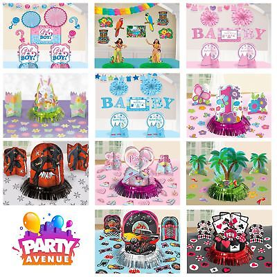 Generic Party Room Decoration Kit Baby Gender Reveal Birthday Party - Gender Reveal Themes