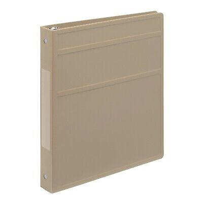 Carstens 1- Inch Heavy Duty 3-ring Binder Beige Blemished Lot Of 20