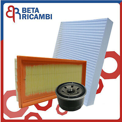 Kit Tagliando Smart 451 Benzina Fortwo Coupè 1.0 Cabrio 999 Brabus Turbo filtri