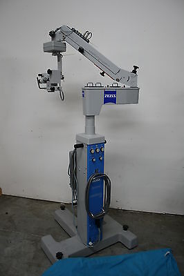 Zeiss Opmi Mdi Surgical Ophthalmic Microscope Xy Auto Center Warranty Options
