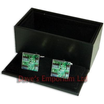 Circuito Impreso Gemelos - Regalo en Caja - Eléctrico Ordenador Estampado Placa
