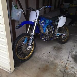 Yz450f bored to 490 Guildford Parramatta Area Preview