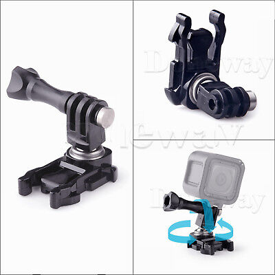 360° Ball Joint Buckle Stand Mount Adapter for Gopro Hero 6 5 4 3+ 3 2 1 Session