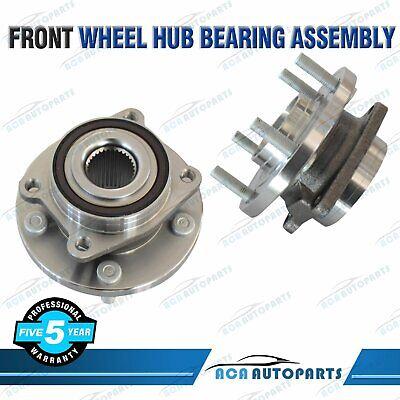2 Front Wheel Bearing Hub For 2008 2009 2010-2014 Dodge Avenger Chrysler 200 ABS