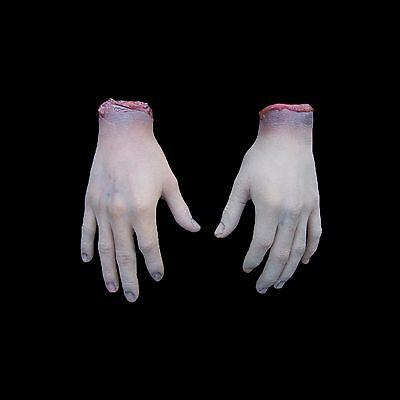 Life Size Zombie Hands - Halloween Prop & Decoration - The Walking Dead - Walking Hand Halloween Prop