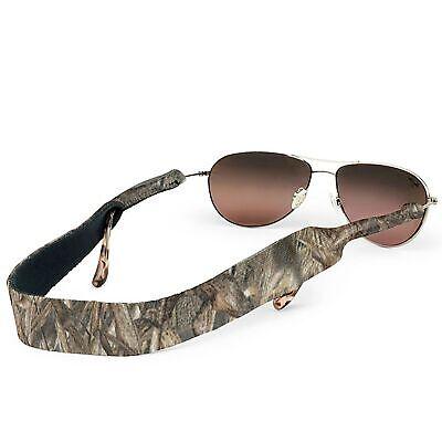 Croakies Origianl Mossy Oak Duck Blind Adjustable Secure Fit Eyewear (Blinde Eyewear)