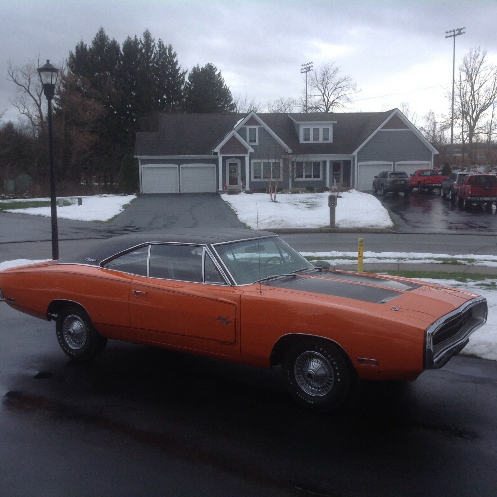 1970 Dodge Charger  1970 Dodge Charger R/T Track Pack Car