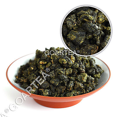 GOARTEA Organic Supreme Taiwan Tung Ting Dong Ding Wulong Oolong Loose Tea