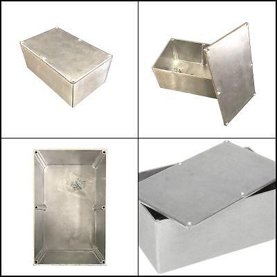 Bud Aluminum Electronics Enclosure Project Box Case Metal Electrical Lightweight