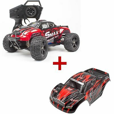 REMO HOBBY 2.4G 4WD RC Car 1/16 Scale Off-road Short-haul Bigfoot Monster Truck