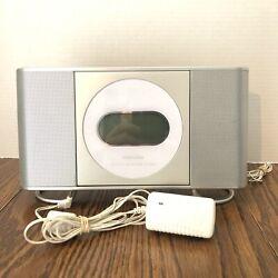 Memorex MC7101 Digital AM/FM Clock Radio with Front Loading CD Player