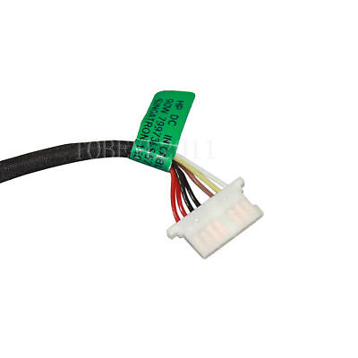 FOR HP 15-ac157tu 15-ac158dx 15-ac158nr 15-ac158tu DC POWER JACK HARNESS CABLE