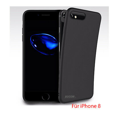 Protective Backside Case (Silicone Cover Case Protective Cover Case for Iphone 8 Backside Cover Ultra Thin )