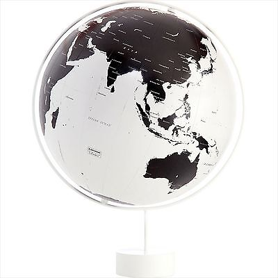 Watanabe Corona No.3602 Globe Diameter 10 inch Steel stand Blue Terra F/S japan
