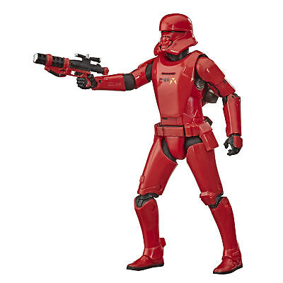 Star Wars The Black Series Sith Jet Trooper Toy 6-inch Scale Star Wars: The