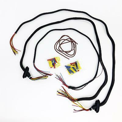 Repair Set Wiring Harness Cable Loom for All BMW E61 Tailgate Left+Right