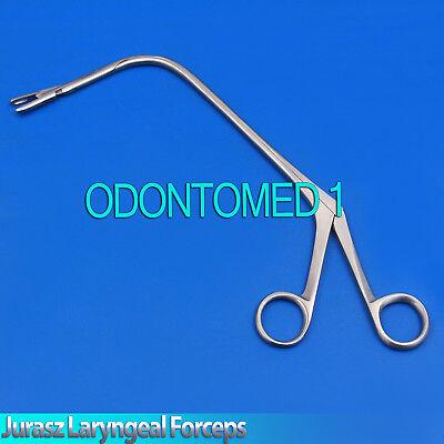 Jurasz Laryngeal Forceps 19cm Surgical Medi Instruments