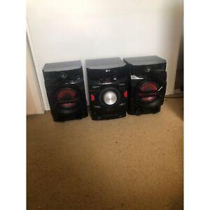 Stereo/Speaker Set LG