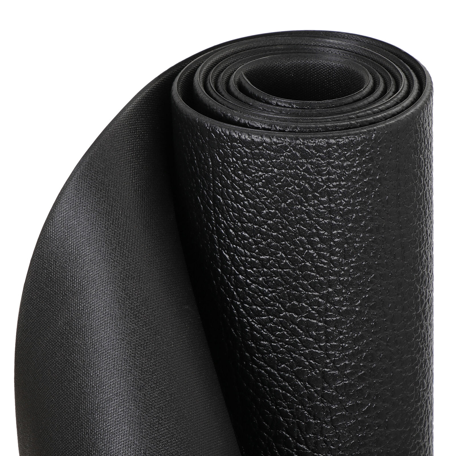 2PCS Fitness Equipment Mat and Floor Protector for Treadmills Exercise Bikes Exercise Mats